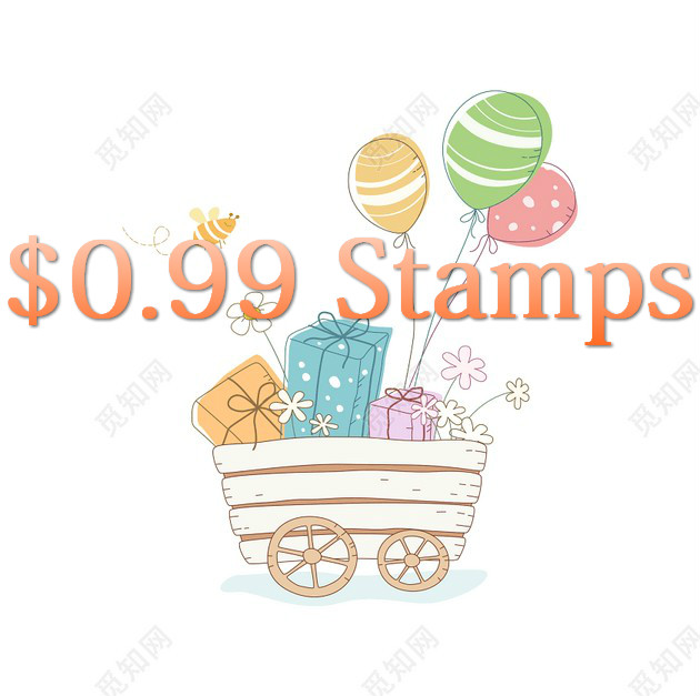 Clear Stamps Lucky Bag New 2019 and High Quality Surprise Gift Rubber Stamps for Card Making