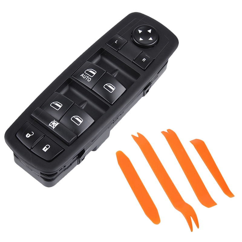Master Power Window Switch Controls Left Driver Side Fit For Liberty Nitro Journey 4602632Ag