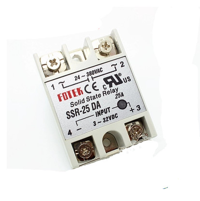 Online Get Cheap Solid State Relay Dc Wholesale Aliexpresscom - Solid state relay gets hot