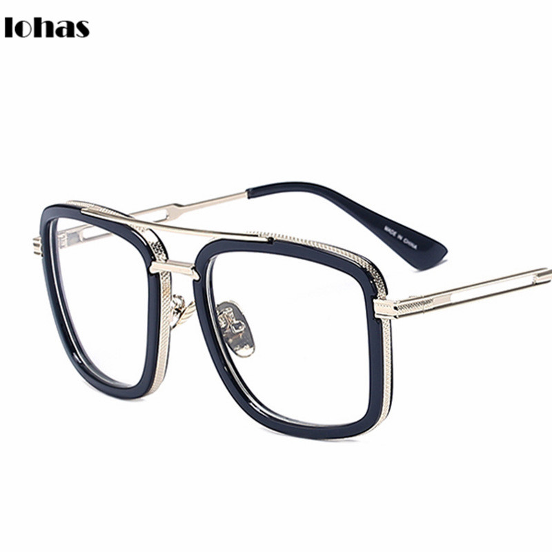 Designer Eyeglass Frames For Large Heads : Popular Big Square Glasses Frames-Buy Cheap Big Square ...