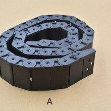 18x50 цепная передача, пластиковая машина, кабельная проволока с концевыми соединителями для фрезерного станка с ЧПУ, длина инструмента 1000 мм