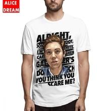 T shirt Lip Carl Gallagher The Series Tv Shameless Show Tees Mens Quality Camiseta Crewneck S-6XL Plus Size Tee Shirt