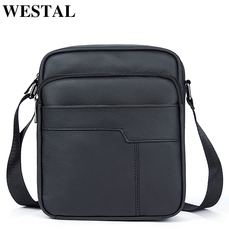 WESTAL Messenger Bag Men Leather Mens Bags Male Small ipad Flap Genuine Leather Crossbody Bags for Men Shoulder Bag 7603 WESTAL Messenger Bag Men Leather Mens Bags Male Small ipad Flap Genuine Leather Crossbody Bags for Men Shoulder Bag 7603
