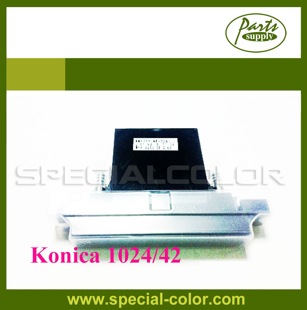 все цены на  Free Shipping! Konica 1024 Print Head 42PL for Chinese Printer  онлайн