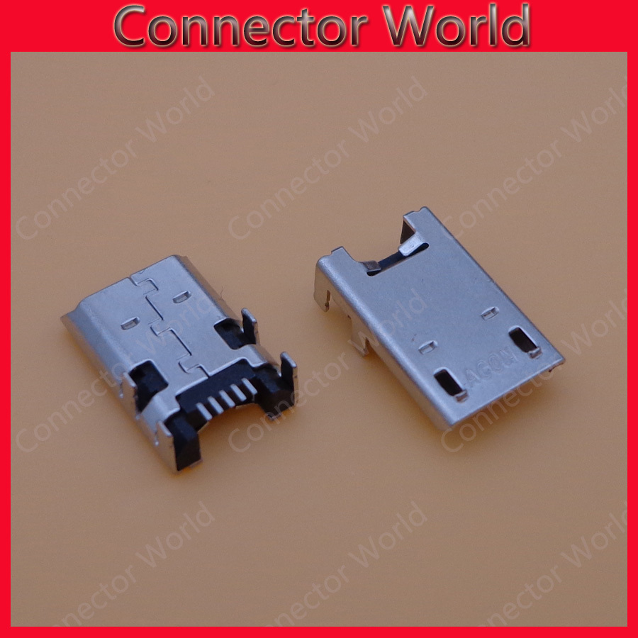 300PCS Micro USB connector for Asus Memo Pad FHD 10 102A ME301T ME302C ME372 T ME180