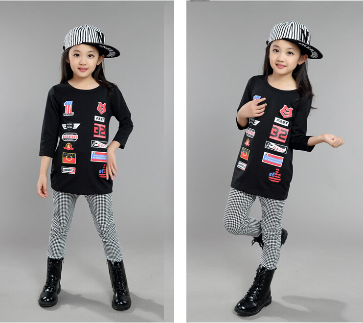 d5dfd597e 2015 new shirt 3 12 year old girl Spring and Autumn Top female Korean girls  t shirt long sleeve-in Tees from Mother & Kids on Aliexpress.com | Alibaba  Group