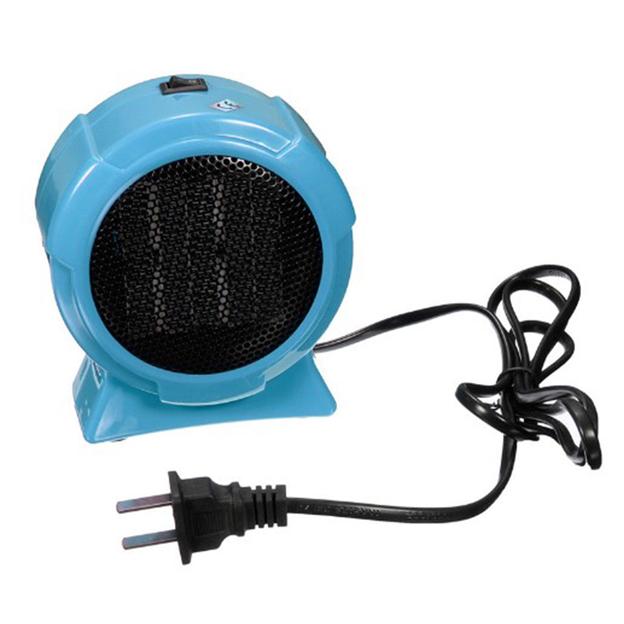 Electric Portable Heater Handy Durable Mini Room Fan Wiring A Space Indoor Ceramic Winter Warmer