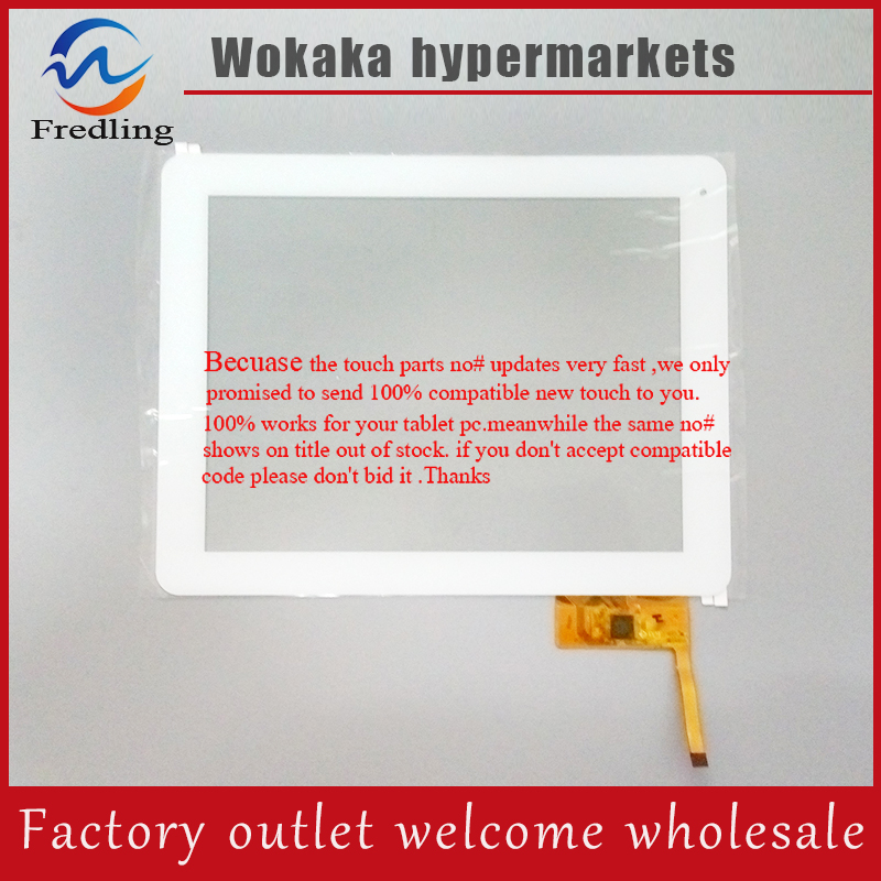 Original 9 7 inch DPT 300 L4567K B00 Touch Screen Panel Replacement for Ployer Tablet PC