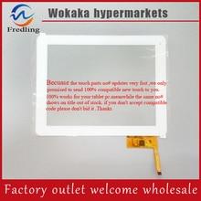 "Original 9.7 ""pulgadas DPT 300-L4567K-B00 Reemplazo Panel de la Pantalla Táctil de Ployer Tablet PC MOMO19 Quad Core Edition Envío Gratis"