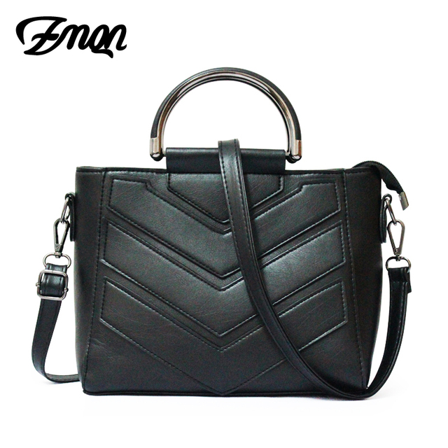 Aliexpress.com : Buy ZMQN Famous Brand Luxury Handbags Women Bag ...