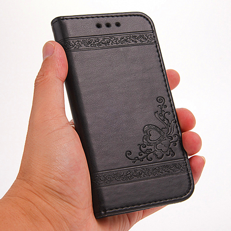 EFFLE For Sony Xperia Z1 Phone Case Leather Wallet Mobile Ph