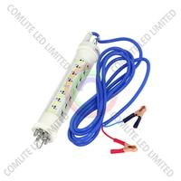 300 W 10 м кабеля 12VDC светодиодный фонарь для рыбалки Deep Sea Подводные Светодиодный приманка для рыбы ночная рыбалка светильники лодки