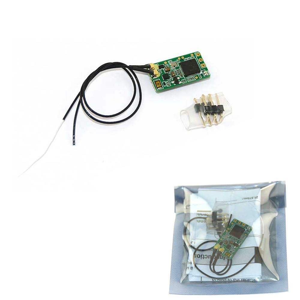 1 pcs Nouveau 100% Original Frsky 16CH mini XM + PLUS Récepteur pour Intérieur FPV Mini Quadcopter PWM SBUS