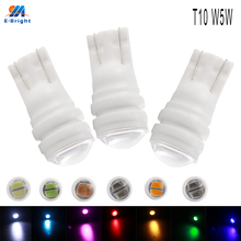 2X Top Quality T10 W5W LED Canbus 2SMD 5730 5630 Pure White Error Free Car Instrument Lights Auto Dashboard Lamp 194 168 501 t10 501 194 168 w5w 6 led 5630 smd canbus error free pure white car auto side wedge parking lights lamp bulb dc12v 1pcs