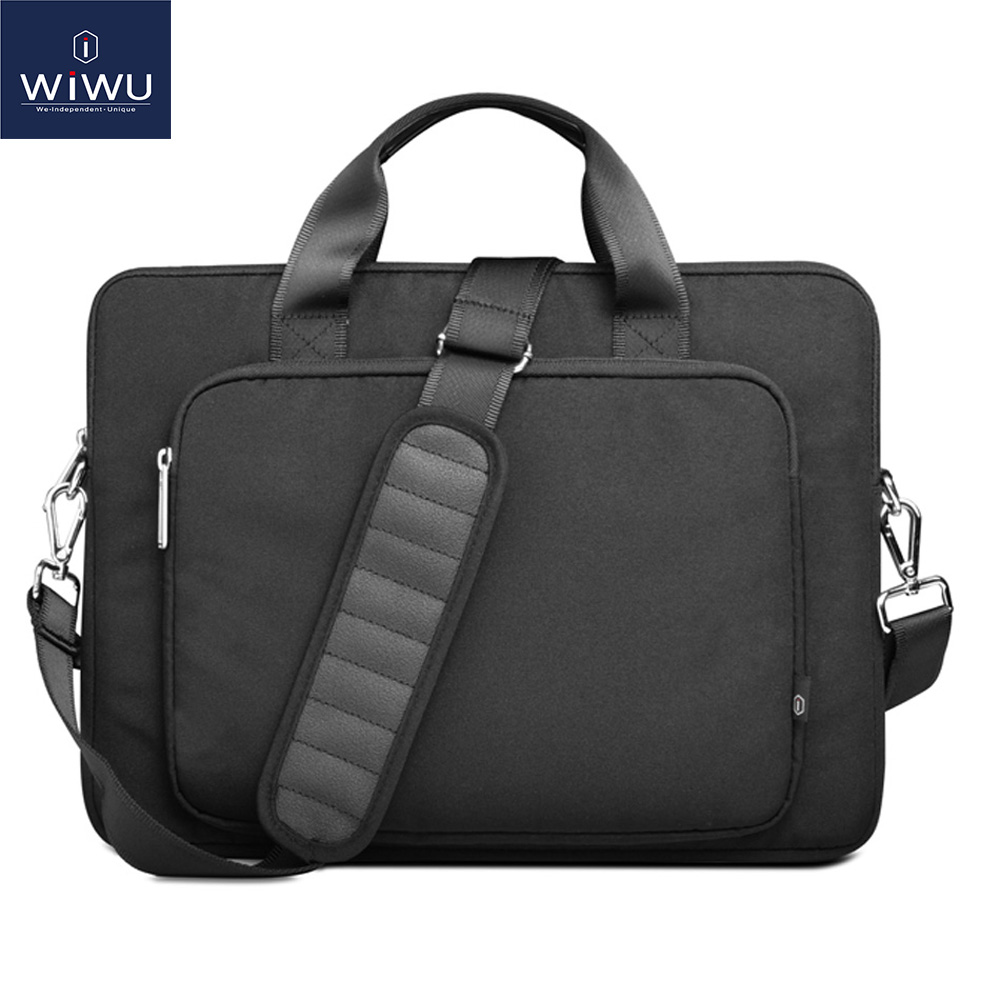 WIWU Laptop Bag Custodia da 15.6 pollici per tablet impermeabile per Xiaomi Notebook Air 13.3 Borsa da laptop per notebook Lenovo Bag 15.6