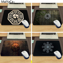 MaiYaCa dharma initiative New Arrivals Mouse Pad Computer aming Mouse Pads 220mmX180mm and 220x250mm and 250x290mm(China)