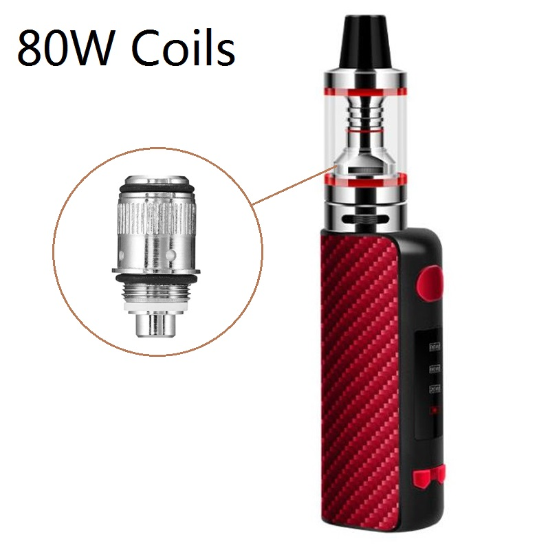 80W Atomizer Coil Head 0.35ohm Replacement Coil For Vannool 80W Kit Atomizer