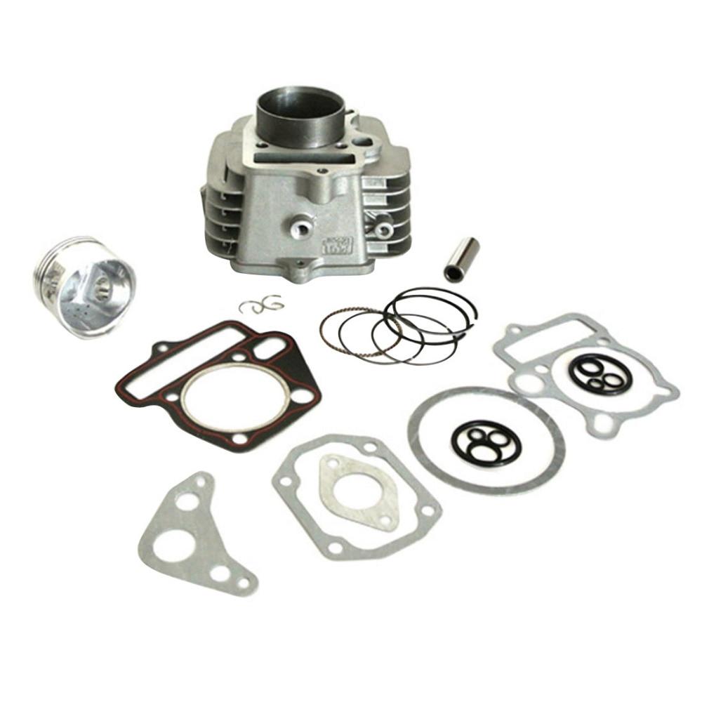 52.4 мм поршень и кольца цилиндра восстановить набор подходит Лифан 125 125СС питбайк
