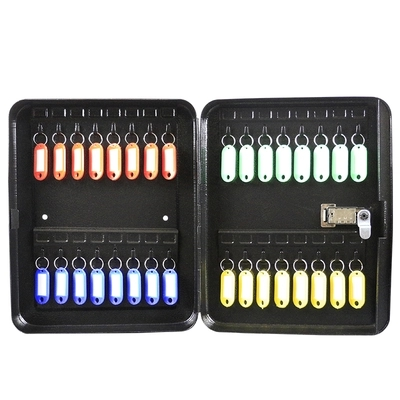 Password key box key box key cabinet car key storage box wall mount in Storage Baskets from Home Garden