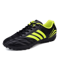 Men Soccer Futsal Boots Indoor Football Shoes Soccer Cleats Teenager Anti Skids Football Sneakers Turf Soccer Shoes Size 35 44