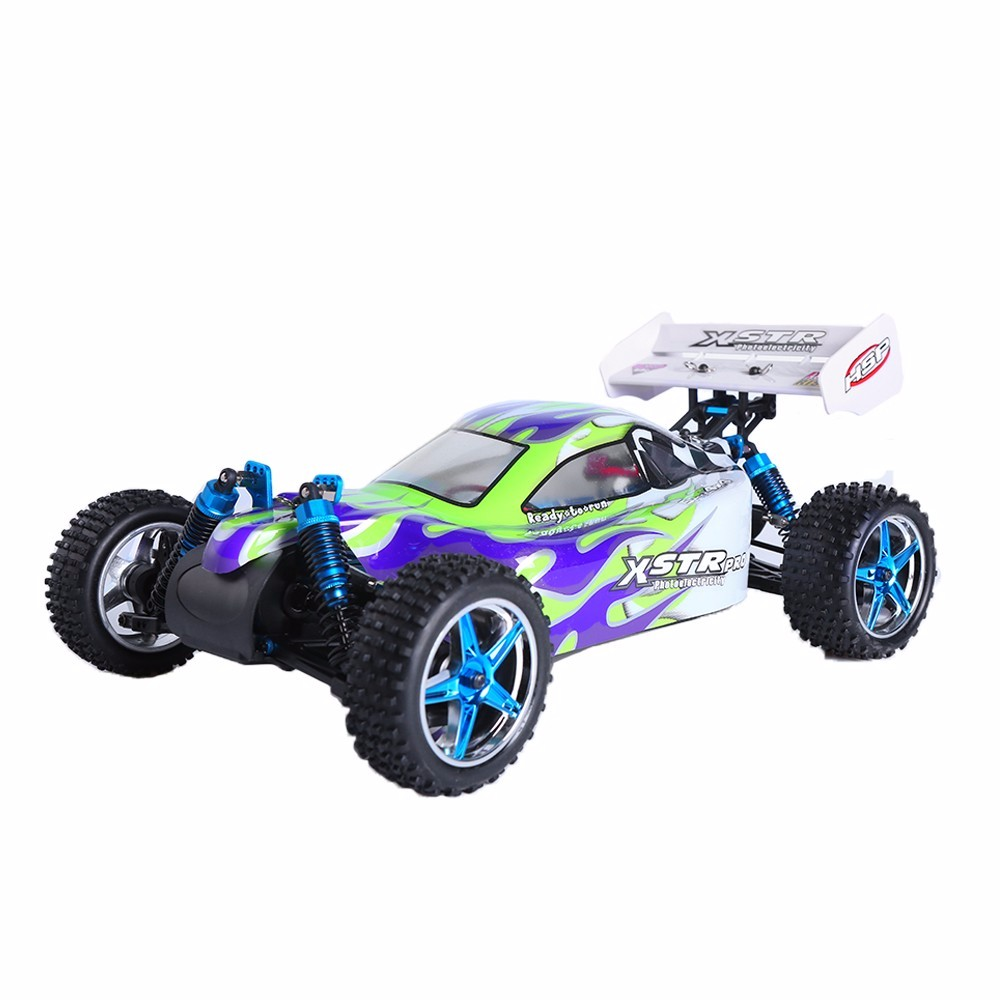 HSP 94107PRO Rc Car  1/10 Scale Model Electric Power Remote Control Car 4wd Off Road Buggy High Speed Hobby Remote Control Toys hsp rc car 1 10 scale 4wd brushless off road monster truck 94603pro electric power remote control car similar himoto redcat