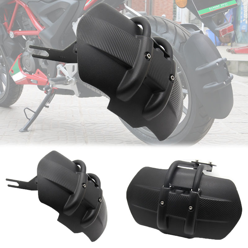 Hot sell Motorcycle Accessories Rear Fender Bracket Motorbike Mudguard For Honda NC700 NC750X NC750D CB1300 CB400