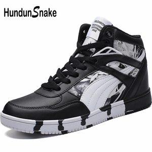 Image 1 - Hundunsnake Zapatillas deportivas para hombre y mujer, calzado deportivo para correr, alta calidad, color negro, A 180