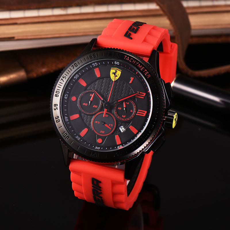 Quartz Wristwatches Men Casual Sport Multi-function Watches Simple Water Resistant High Quality Fashion Wristwatches R56321645 все цены