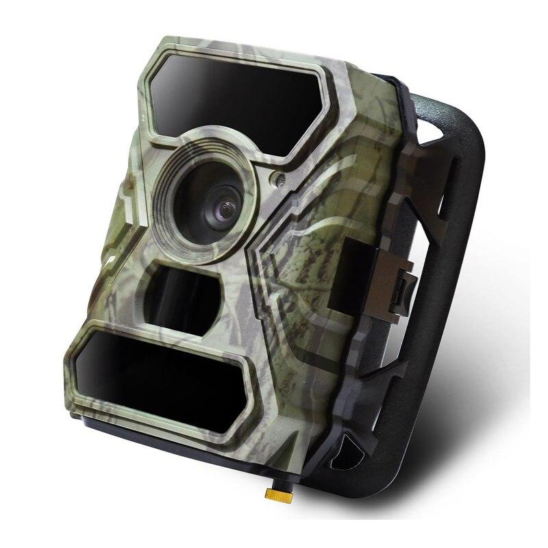 12MP caméra de chasse infrarouge Vision nocturne 940NM IR LEDs reconnaissance des caméras de piste piège 0.4 S déclencheur