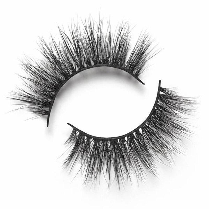 Mink Eyelashes 3D Mink Lashes Natural False Eyelashes cruelty free Mink Eyelashes Lightweight & Amazing Lashes