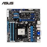 Asus F2A85-M PRO Original Utilizado A85X Socket FM2 DDR3 Madre de Escritorio 32G SATA3 USB3.0 Micro ATX