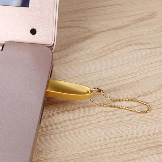Presente de natal PC Acessórios De Armazenamento USB 2.0 32 GB Flash Drive Memory Stick Pen Disk Digital U Disco de Alta Qualidade