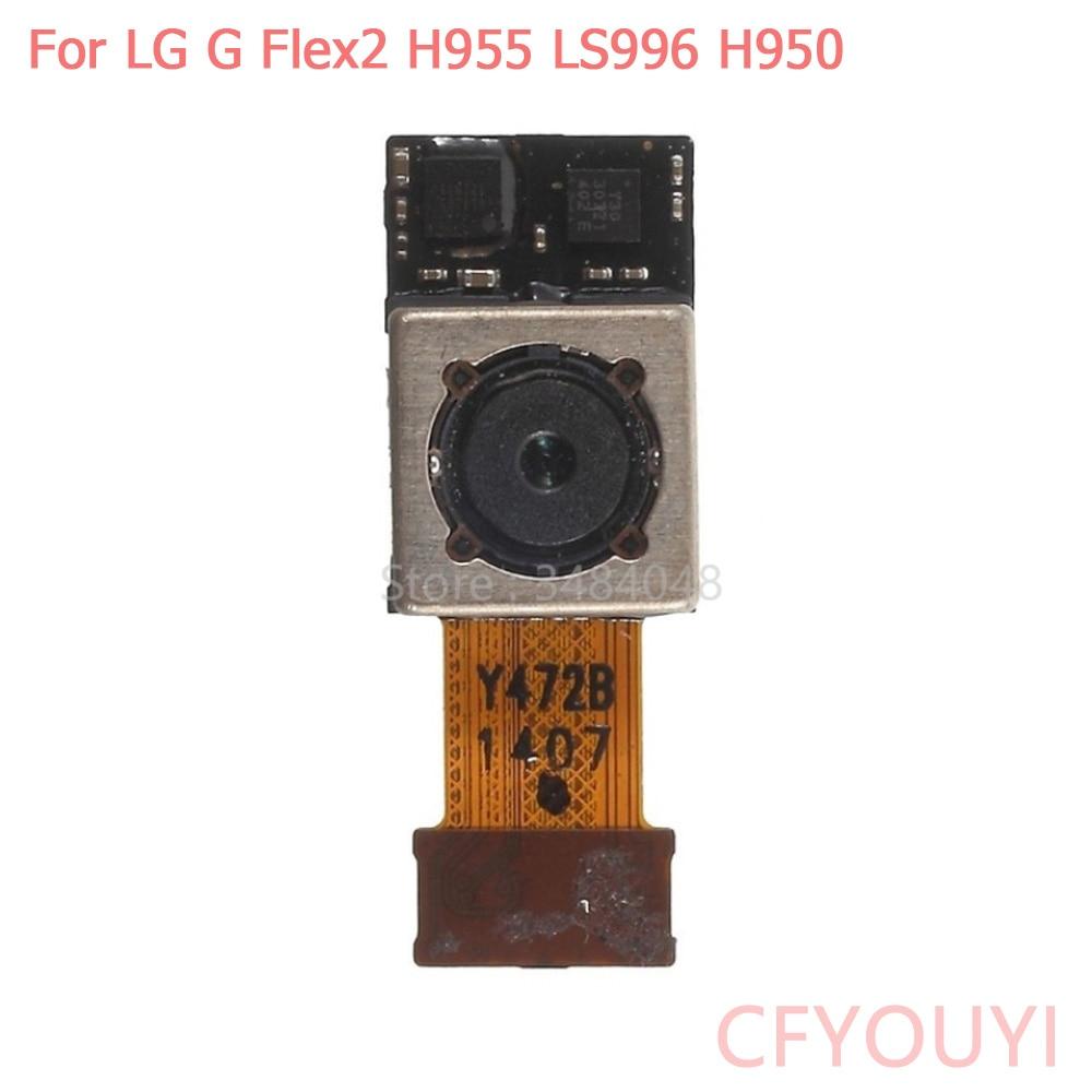 For LG G Flex 2 H955 LS996 H950 Back Camera Module Rear Big Main Camera Flex Cable