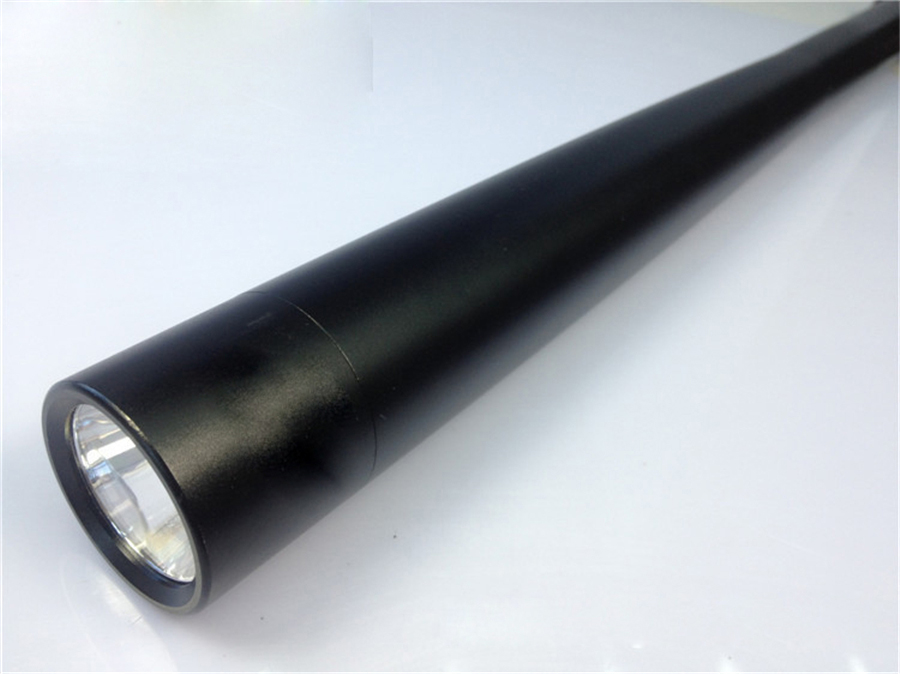 Leistungsstarke led taschenlampe q5 batterie 18650 cree xm l2