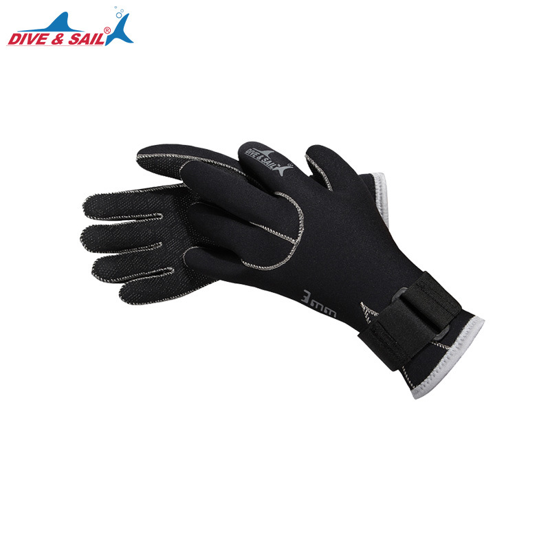 Sports Swimming Paddle Gloves Hand Webbed Swim Training Diving Gloves 3MM Equipment Surfing Water Swimming Gloves