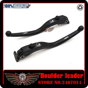 Image 2 - Black Motorbike Motorcycle Left Right Brake Clutch Levers For DUCATI DIAVEL / CARBON MULTISTRADA 1200/S