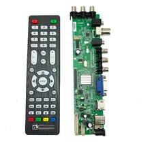 DS.D3663LUA.A81 DVB-T2 DVB-T DVB-C digital TV LCD/LED driver