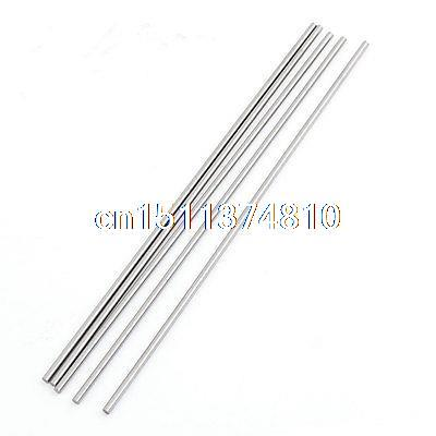 5 Pcs 3mmx200mm HSS High Speed Steel Turning Carbide Bars For CNC Lathe