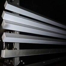 1M WS2812B DC5V rigid bar;milky PC cover;size: 30mm*30mm;60leds WS2812B,60pixels;addressable