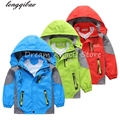 NEW Kids Softshell Toddler Baby Boys Jacket Clothes Leisure Children gril Spring Coat Outerwear Windbreaker Jackets Boy Blazer