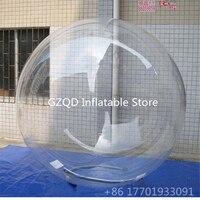 2 м водный парк прогулочный водный шар надувной человеческий внутри Dacing воздушный шар Zorb хомяк воздушный шар бег Надувной водный аттракцион