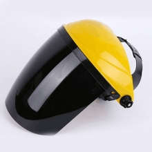 Welding Helmet ARC Mask Welder Lens Grinding Automatic Dimming Radiation Protection Mask Visor UV Radiation Masks Welding Tools