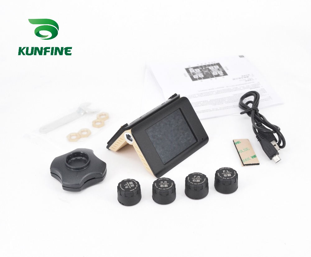 Tyre Pressure Monitoring System Car TPMS -816-E