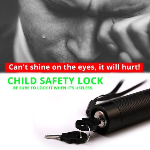 queima jogo caneta laser com chave segura