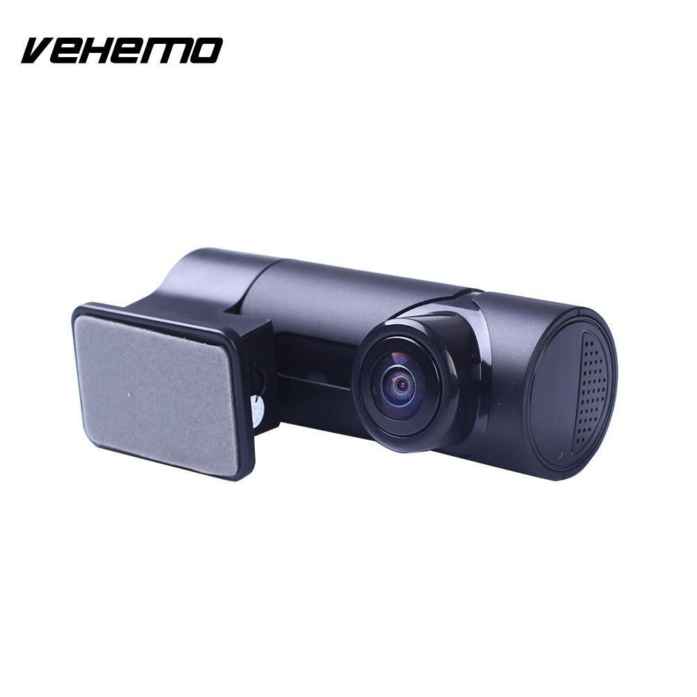5V 1080P Car 360 Degrees Single Lens Video Recorder Camcorder Gravity Induction
