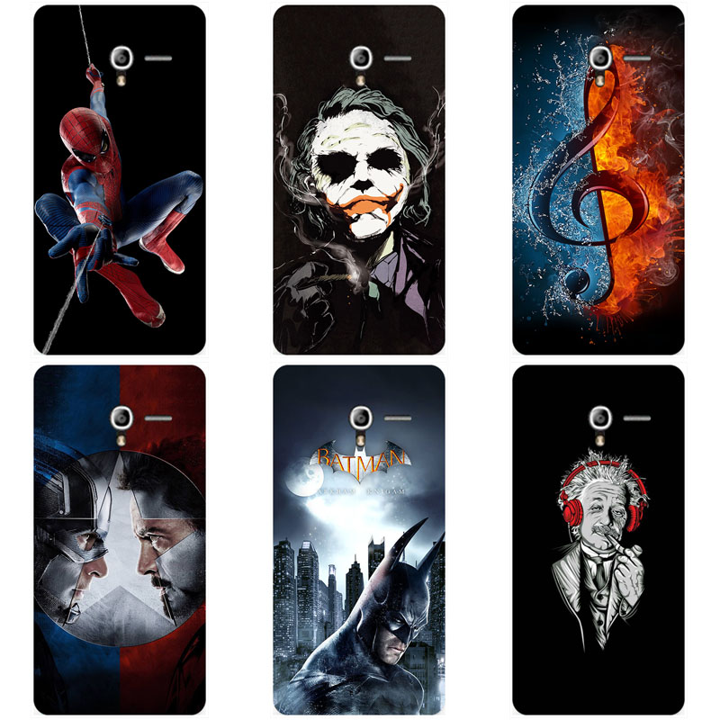 3D Relief HD UV Painted Soft TPU Case for <font><b>Alcatel</b></font> <font><b>One</b></font> <font><b>Touch</b></font> <font><b>Pop</b></font> <font><b>3</b></font> <font><b>5.5</b></font> 5025D 5025 <font><b>Back</b></font> <font><b>Cover</b></font> Original Patterned Fundas Coque image