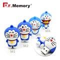 Doraemon Usb Флэш-Накопители Memory Stick флэш-Накопитель 4 ГБ 8 ГБ 16 ГБ 32 ГБ 64 Г Pendrives USB диск USB 2.0