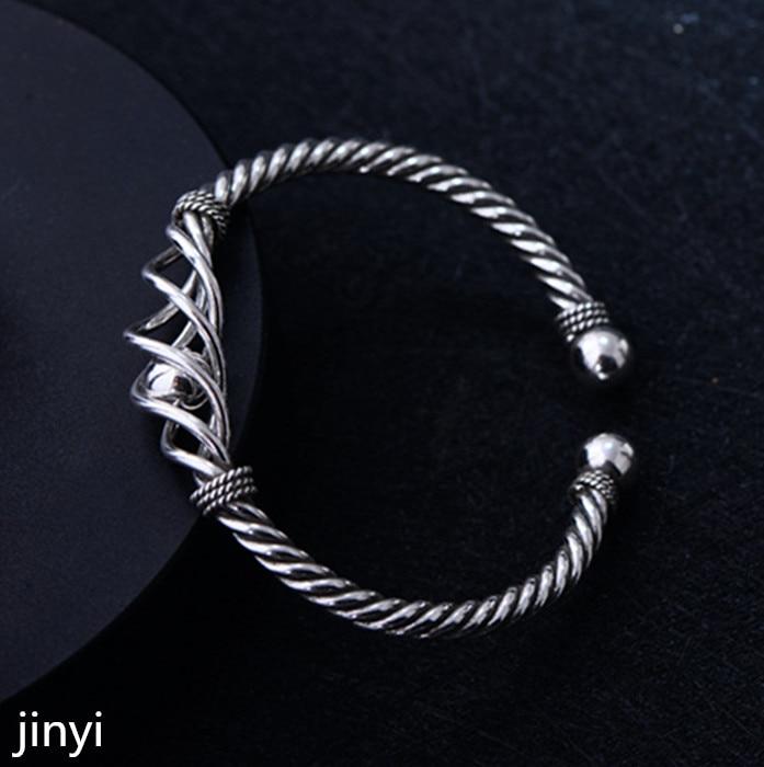 KJJEAXCMY Boutique jewelry S925 Sterling Silver Handmade Silver OrnamentKJJEAXCMY Boutique jewelry S925 Sterling Silver Handmade Silver Ornament