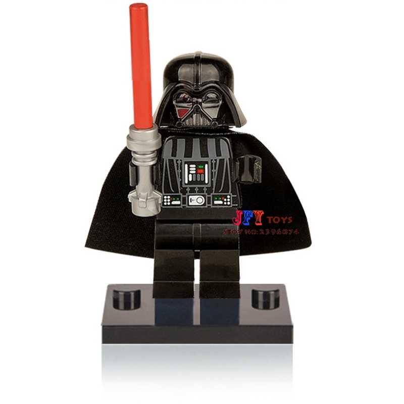 ขายเดียว superhero Darth Vader building blocks อิฐของเล่นเด็ก brinquedos menino