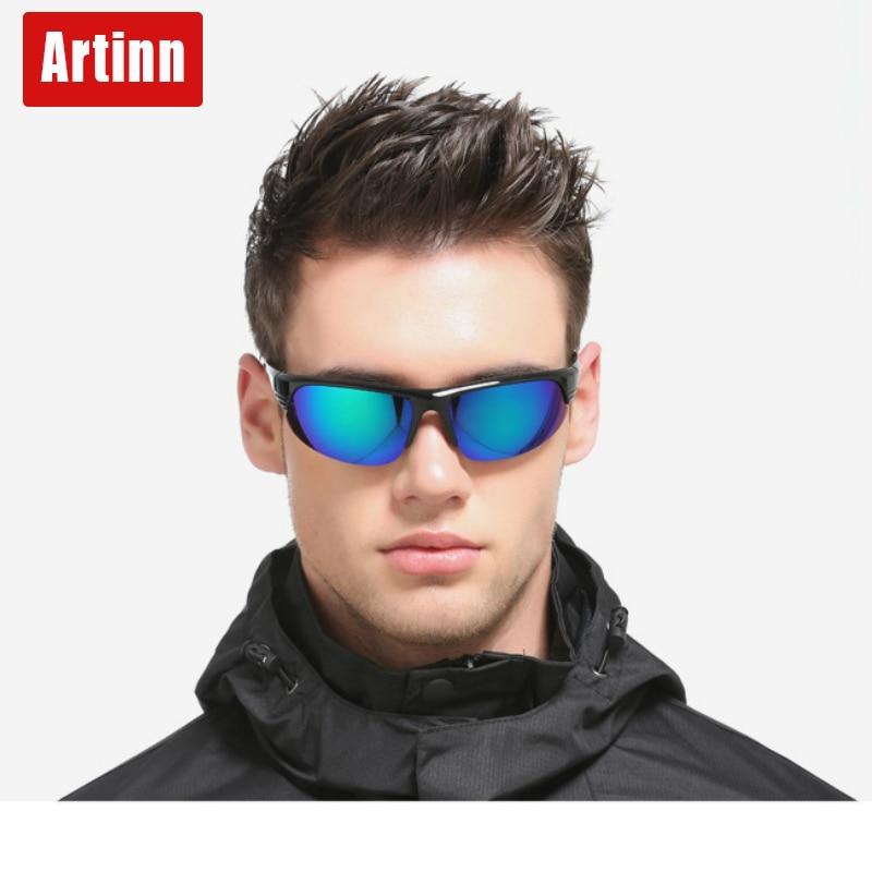 Artinn Sunglasses Men Polarized Outdoor Sports Mountaineering Travel Essentials Exquisite Gift Sport Sunglasses 98516G